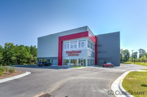 Image of CubeSmart Self Storage - Raleigh - 7710 Alexander Town Blvd Facility at 7710 Alexander Town Blvd  Raleigh, NC