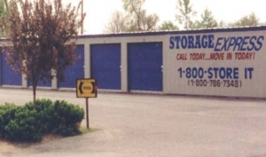 Storage Express - Frankfort - East Wabash Street - Photo 1