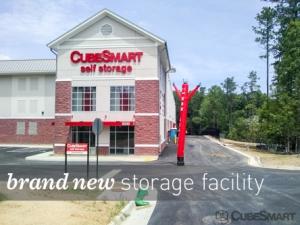 CubeSmart Self Storage - Midlothian - 6500 Branch Point Dr