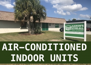 Aaron's Stor-All Air-Conditioned Indoor Units at 2100 Calumet St