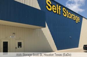 AAA Storage Scott St