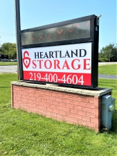 Heartland Storage - Merrillville Facility at  850 East 61st Avenue, Merrillville, IN