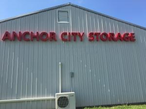 Anchor City Storage