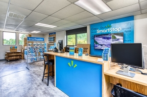 Image of SmartStop Self Storage - Cary Facility on 120 Centrewest Court  in Cary, NC - View 2