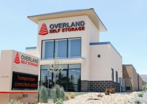 Overland Self Storage - West Jordan - 9372 S Prosperity Road Facility at  9372 South Prosperity Road, West Jordan, UT