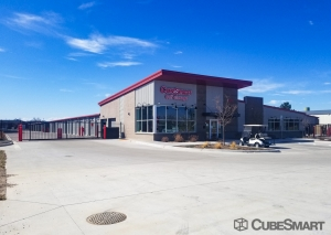 CubeSmart Self Storage - Fort Collins Facility at  1057 Buckingham Street, Fort Collins, CO