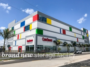 CubeSmart Self Storage - Fort Lauderdale - 812 Northwest 1st St