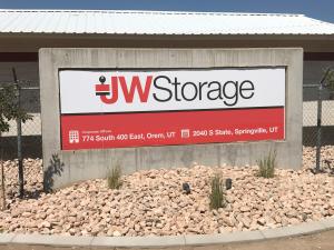 JW Storage - 2040 S State St