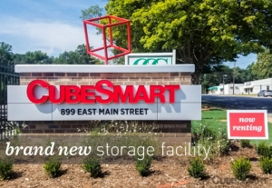 CubeSmart Self Storage - Spartanburg - 899 E Main St