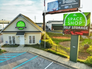 Space Shop Self Storage - Greenville