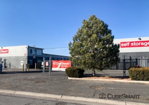 Image of CubeSmart Self Storage - Sparks - 1060 Freeport Blvd Facility on 1060 Freeport Boulevard  in Sparks, NV - View 2