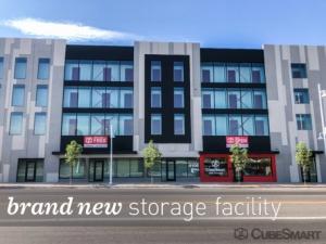 CubeSmart Self Storage - Albuquerque - 4100 Central Ave SE