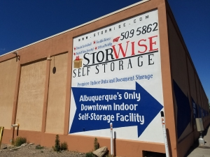 StorWise First Street Facility at  720 1st Street Northwest, Albuquerque, NM
