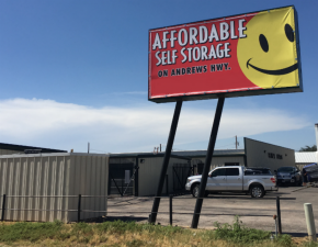 Affordable Self Storage - Odessa