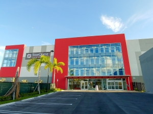 Image of StorQuest - North Miami/NE 125th St Facility on 1396 Northeast 125th Street  in North Miami, FL - View 3