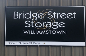Bridge Street Storage - Williamstown