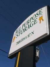 All Purpose Storage Facility at  7808 Highway 87, Orange, TX