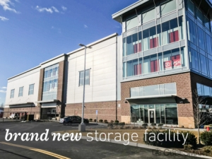 CubeSmart Self Storage - Quincy - 671 Washington St