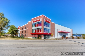 CubeSmart Self Storage - Cincinnati - 4639 Eastgate Blvd Facility at  4639 Eastgate Boulevard, Cincinnati, OH