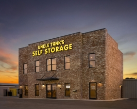Uncle Tank's Self Storage Facility at  885 West Henri De Tonti Boulevard, Springdale, AR