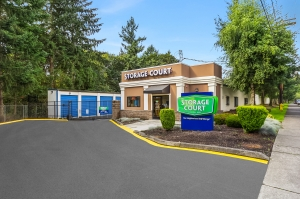 Image of Storage Court - Federal Way Facility at 31031 21st Place Southwest  Federal Way, WA