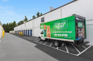 Image of Storage Court - Federal Way Facility on 31031 21st Place Southwest  in Federal Way, WA - View 2