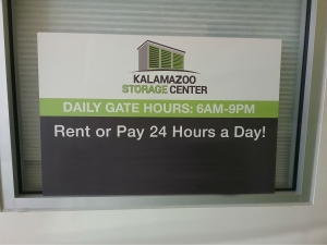 Kalamazoo Storage Center