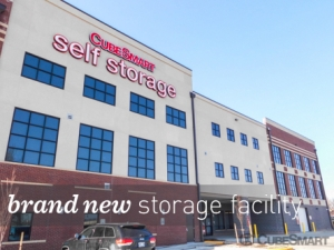 CubeSmart Self Storage - Lenexa - 11925 Santa Fe Trail Dr - Photo 1