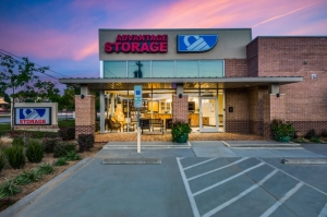 Image of Advantage Storage - Justin Road Facility on 2711 Justin Road  in Flower Mound, TX - View 4