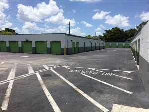 Image of Extra Space Storage - Fort Lauderdale - NW 31st Ave Facility on 5201 Northwest 31st Avenue  in Fort Lauderdale, FL - View 3