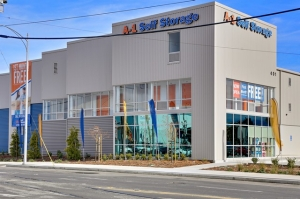A-1 Self Storage - San Jose - Santa Ana Ave
