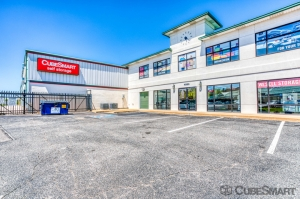 Image of CubeSmart Self Storage - St. Louis - 4533 Lemay Ferry Rd Facility at 4533 Lemay Ferry Road  St. Louis, MO