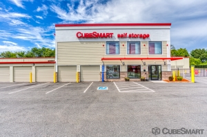CubeSmart Self Storage - Rocky Hill - 1053 Cromwell Ave Facility at  1053 Cromwell Avenue, Rocky Hill, CT