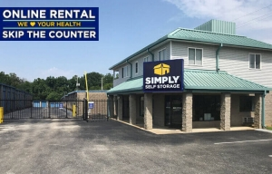 Simply Self Storage - 3545 Hickory Hill Road - Memphis Facility at  3545 Hickory Hill Road, Memphis, TN