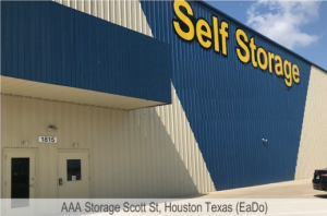 AAA Storage Scott St - Photo 1