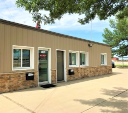 Big Red Self Storage - 70th & Cornhusker Hwy Facility at  7001 Custer Street, Lincoln, NE