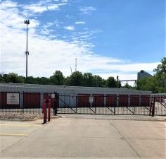 Image of Big Red Self Storage - 6th & Van Dorn St. Facility on 609 Van Dorn Street  in Lincoln, NE - View 2