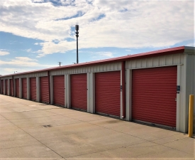 Image of Big Red Self Storage - 540 N 46th St Facility on 540 North 46Th Street  in Lincoln, NE - View 2