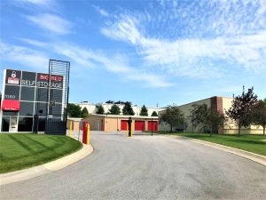 Big Red Self Storage - 25th & Pine Lake Rd. Facility at  7080 Helen Witt Drive, Lincoln, NE