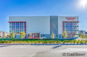 CubeSmart Self Storage - Tampa - 2460 S Falkenburg Rd Facility at  2460 South Falkenburg Road, Tampa, FL