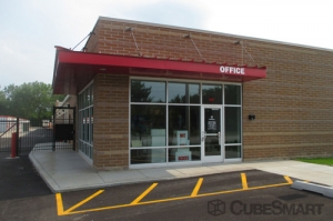 Image of CubeSmart Self Storage - Crestwood - 4501 W 135th St Facility on 4501 West 135th Street  in Crestwood, IL - View 2