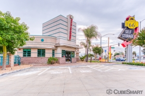 Route 66 Self Storage of Pomona Facility at  450 East Foothill Boulevard, Pomona, CA
