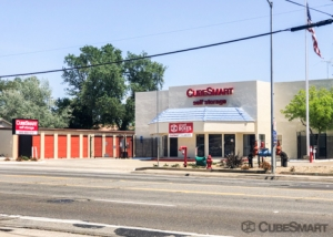 CubeSmart Self Storage - Orangevale - 6108 Hazel Ave Facility at  6108 Hazel Avenue, Orangevale, CA