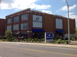 Life Storage - St. Louis - 4959 Manchester Avenue Facility at  4959 Manchester Avenue, St. Louis, MO