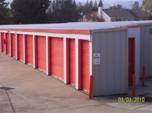 Image of Sentry Storage - Folsom Facility on 201 Folsom Dam Rd  in Folsom, CA - View 2