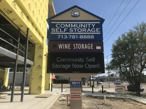 Community Self Storage - Bellaire / West U / Galleria - Photo 1