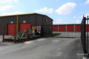 Image of Spencer Mini Storage Facility on 11220 Spencer Highway  in La Porte, TX - View 3