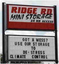 Ridge Road Mini Storage Facility at  453 Ridge Road, Lafayette, LA