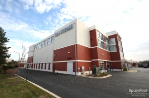 Image of The Lock Up Self Storage - Willowbrook Facility on 755 Plainfield Road  in Willowbrook, IL - View 2