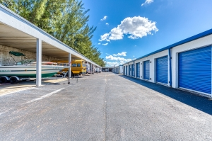 Storage Sense - Hallandale Beach Facility at  450 Ansin Boulevard, Hallandale Beach, FL